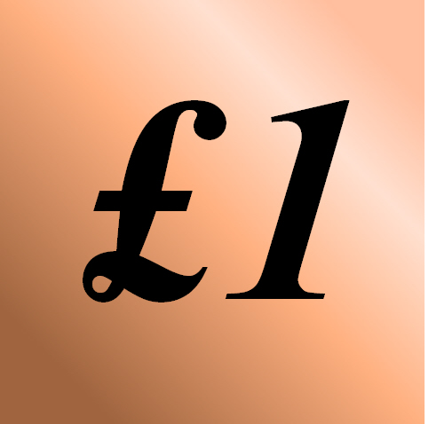 Carriage Charge - £1 Units