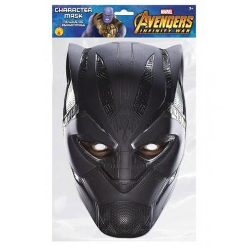 Avengers Mask - Black Panther