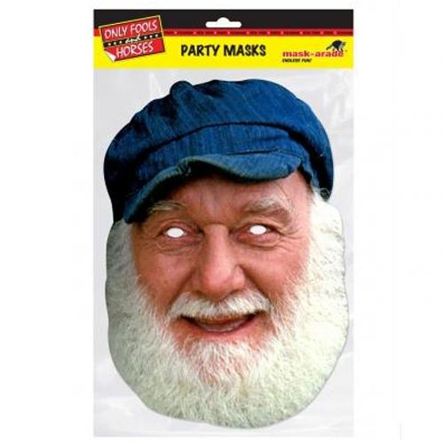 Only Fools and Horses Mask - Uncle Albert
