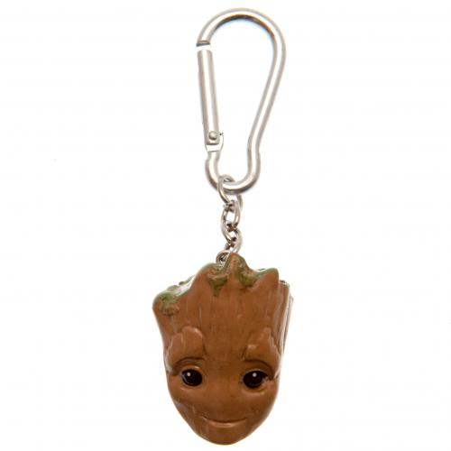 Guardians of the Galaxy 3D Polyresin Keyring - Groot