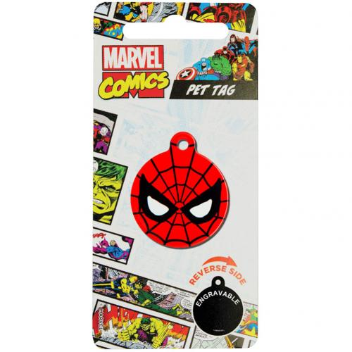 Spider-Man Pet Tag