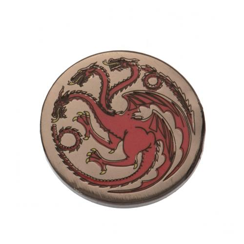 Game of Thrones Badge - Targaryen