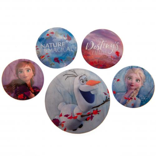 Frozen 2 Button Badge Set