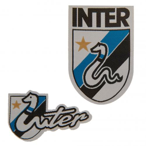FC Inter Milan Twin Patch Set - RT