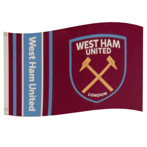 West Ham United FC Flag - WM