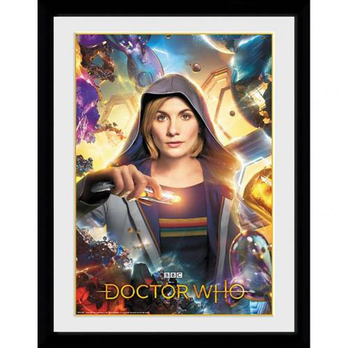 Doctor Who Picture - Universe Calling - 16 x 12