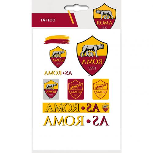 AS Roma Tattoo Pack