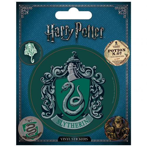 Harry Potter Stickers - Slytherin