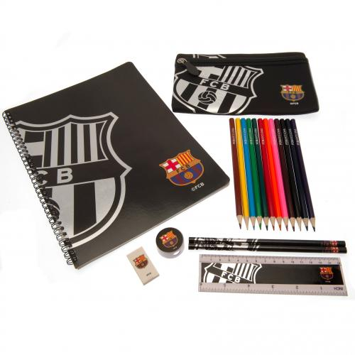 FC Barcelona Ultimate Stationery Set - RT
