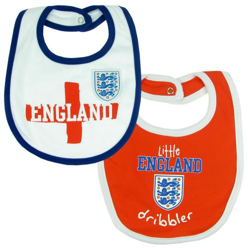 England FA Bibs - Pack of 2