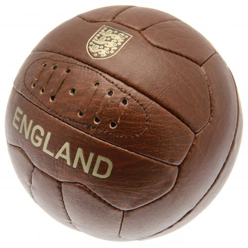 England FA Faux Leather Football