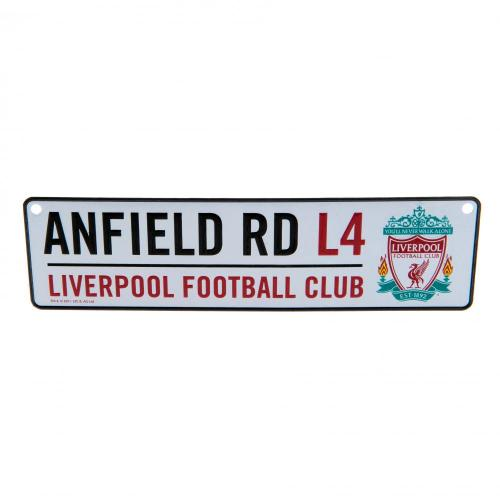 Liverpool FC Window Sign - LB
