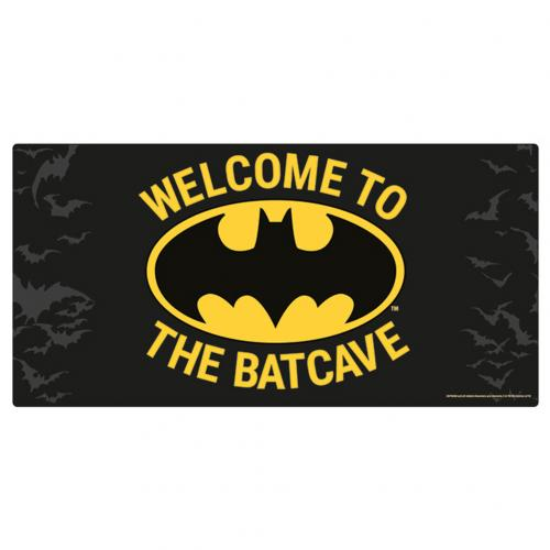 Batman Metal Wall Sign - Batcave
