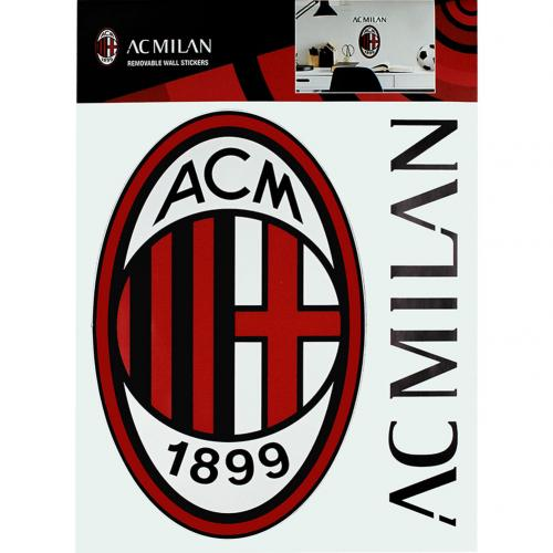 AC Milan Wall Sticker - A4