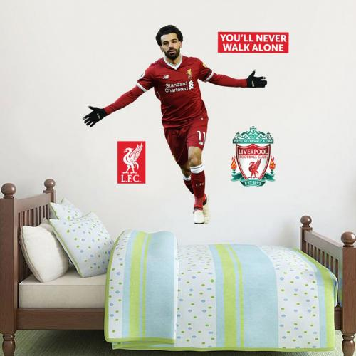 Liverpool FC Wall Art - Salah