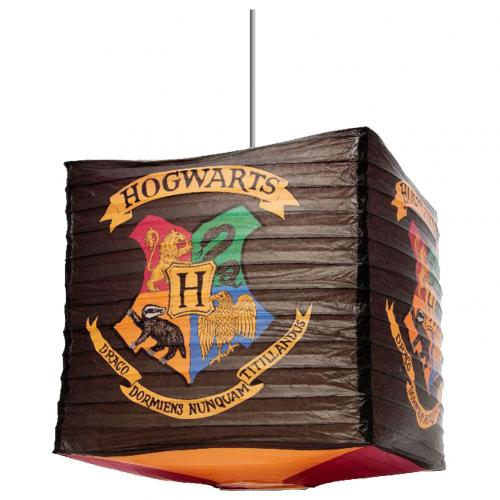 Harry Potter Paper Light Shade - Hogwarts