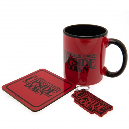 Stranger Things Mug and Coaster Set