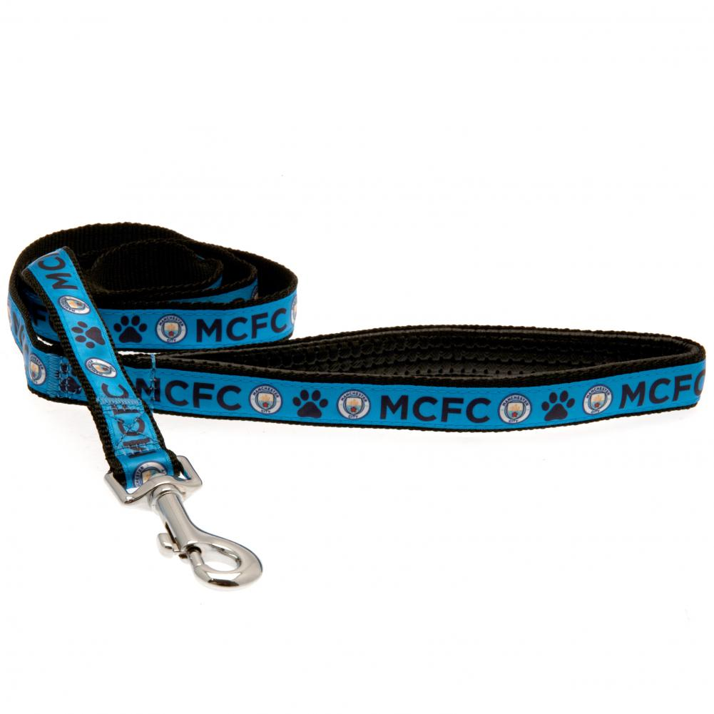 Manchester City FC Dog Lead