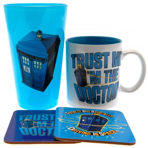 Doctor Who Gift Set