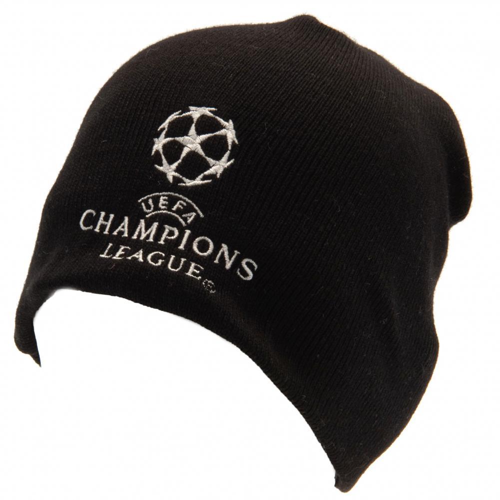 ea566a2b2ce FC Inter Milan Champions League Beanie Hat