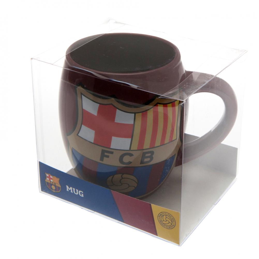 Fc barcelona tea tub mug - Tea shop barcelona ...