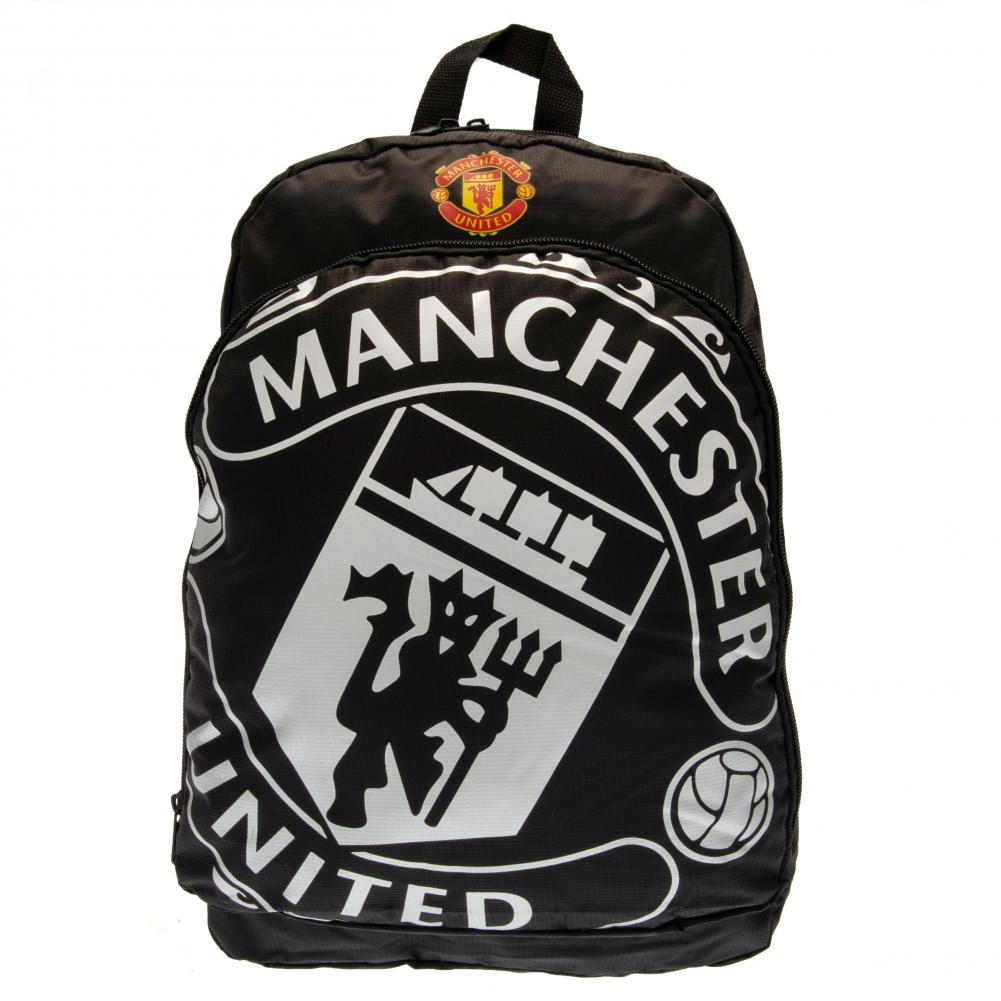 Manchester United FC Football Backpack Rucksack Holdall Soccer