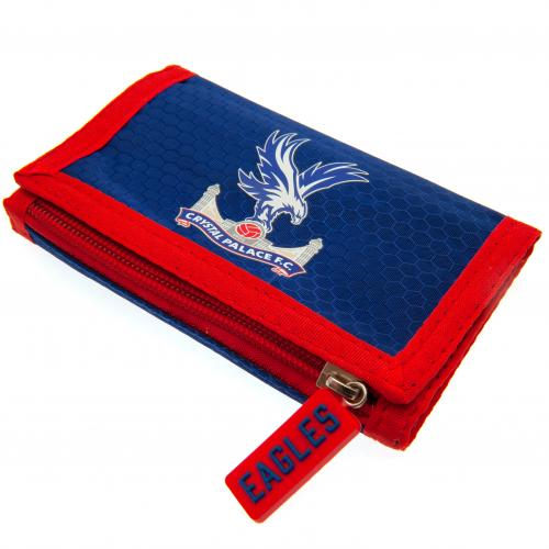 Crystal Palace FC Nylon Wallet