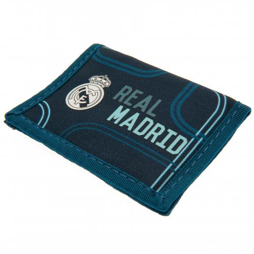 Real Madrid FC Nylon Wallet - BL