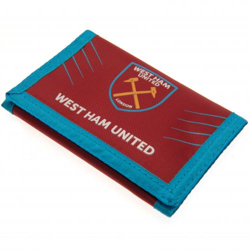 West Ham United FC Nylon Wallet - SP