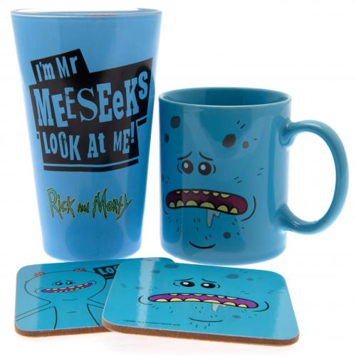 Rick and Morty Gift Set - Mr Meeseeks
