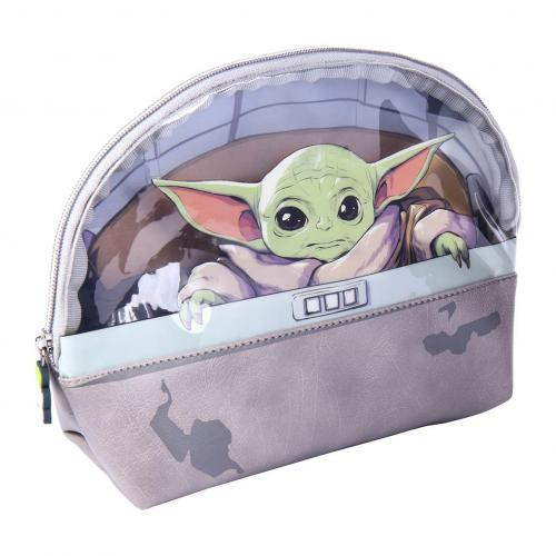 Star Wars The Mandalorian Wash Bag - The Child