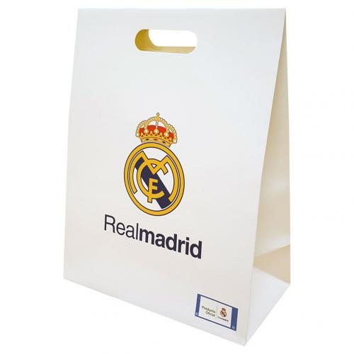Real Madrid FC Gift Bag - Large - WT