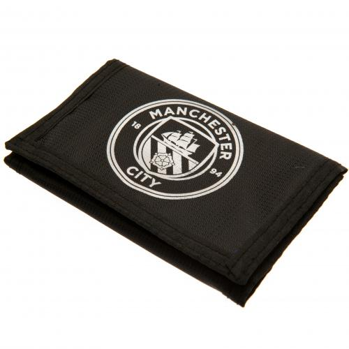 Manchester City FC Nylon Wallet - RT