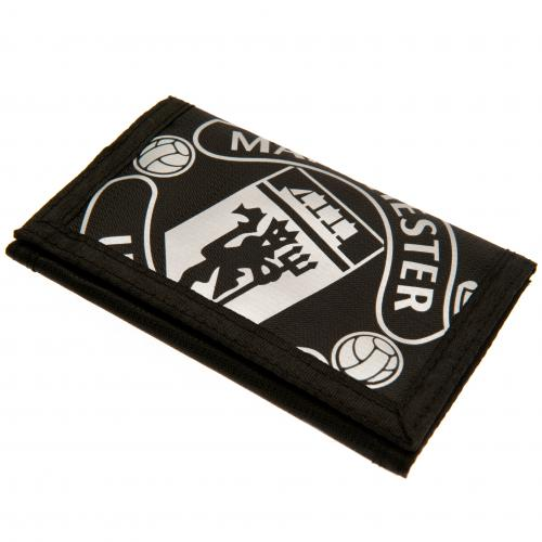 Manchester United FC Nylon Wallet - RT