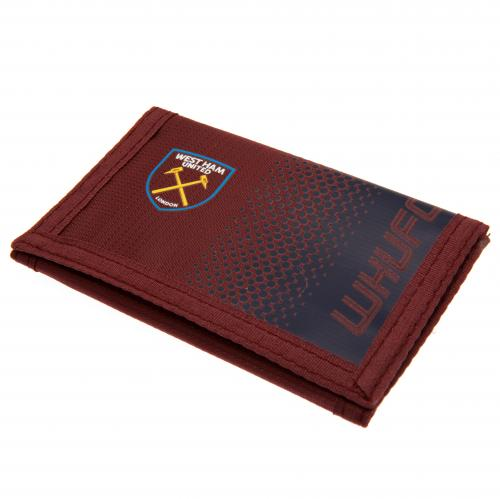 West Ham United FC Nylon Wallet