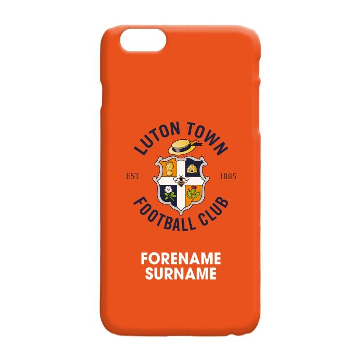 SHIRT Leicester City F.C Personalised Hard Back Phone Cover